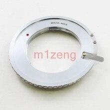 Адаптер для объектива olympus Micro Four Thirds M43, адаптер для камеры sony A7 A7s a7r2 a7m3 a9 A6500 a63000 nex5/6/7 EA50 FS700