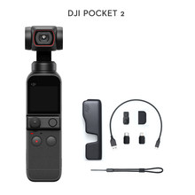 DJI – Pocket 2 caméra à cardan portable de 64mp, ActiveTrack, 3.0 original, nouveau, en stock