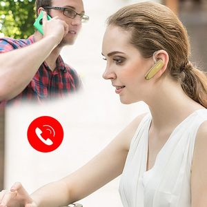 Image 5 - Wireless Bluetooth  Earphone Headset BT4.0 CSR4.0 Noise Cancelling Microphone Driving Travel for New Bee