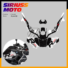 Motorcycle Full Decals Kit Case for BMW R1200GS Adventure ADV 2014-2018