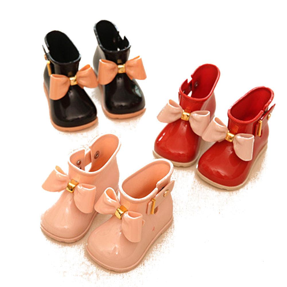 Hot sale Cute baby girls rainboots