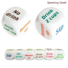 Party-Game Drinking-Wine Playing Gambling Adult 1PCS Wedding-Party-Favor-Decoration Mora