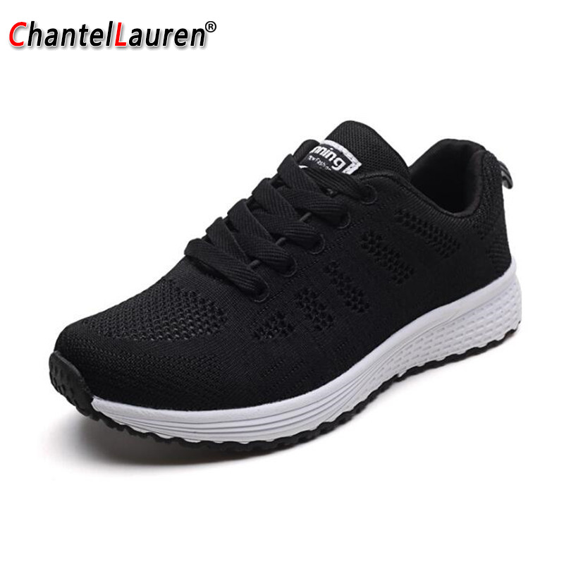Lovers Running Shoes Men Sneakers Women Outdoor Sport Shoes Comfortable Mesh Walking Jogging Ladies Light Flats Shoes Plus Size
