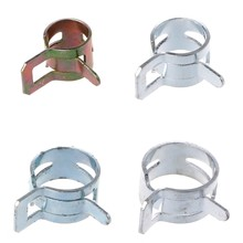 1 PC Computer Water Cooling Pipe Clamp Elasticity Clip For OD 8/10/12/13mm Hose(China)