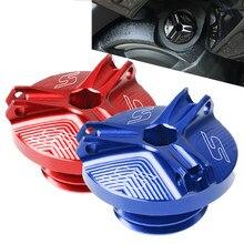 M20 * 2.5 pour HONDA CBR 1100XX CBR1100XX CBR1100 1997-2004 2003 2002 2001 moto moteur magnétique bouchon de vidange d'huile couvercle