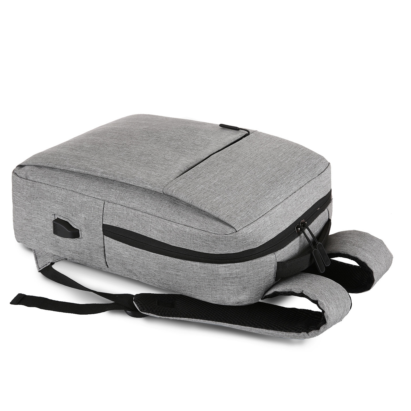 Xiaomi Business Casual Computer Backpack MEN'S Travelling Bag Secondary School College Student School Bag USB