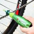 60 мл велосипед тефлон сухой смазки Lube велосипедная цепь масляной подшипник маховик тормоза ржавчины диагностический инструмент горный вел...