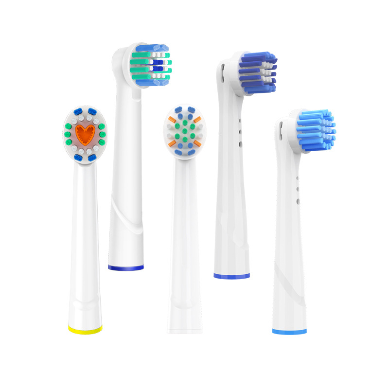 Wholesale 10x4pcs Replacement Toothbrush Heads Soft Bristle For Oral B Electric Advance Power/3D Excel/Vitality Precision Clean image