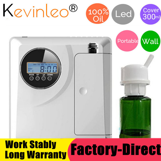 200m2 Scent Machine Air Purifier Aroma Fragrance Machine 8W 12V 200ml Timer Function Scent Unit For Hotel Perfume Sprayer Aroma