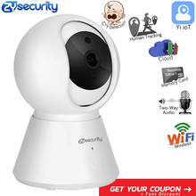 ZYsecurity Wireless Baby Monitor Home Security Wifi IP Camera Invisible Night Vision Cloud Surveillance Video CCTV