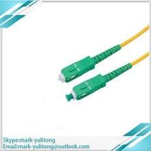 10pcs cable fibra optica SC / APC-SC / APC-SM   ftth  fiber cable   1 m, 2 m, 3 m, 5 m, 10 m 20m sc sc apc