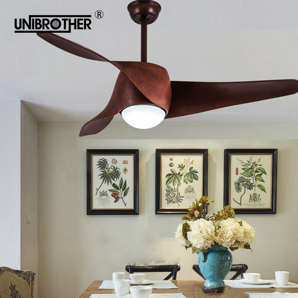 220v 52 Inch Led Ceiling Fan With Lamp
