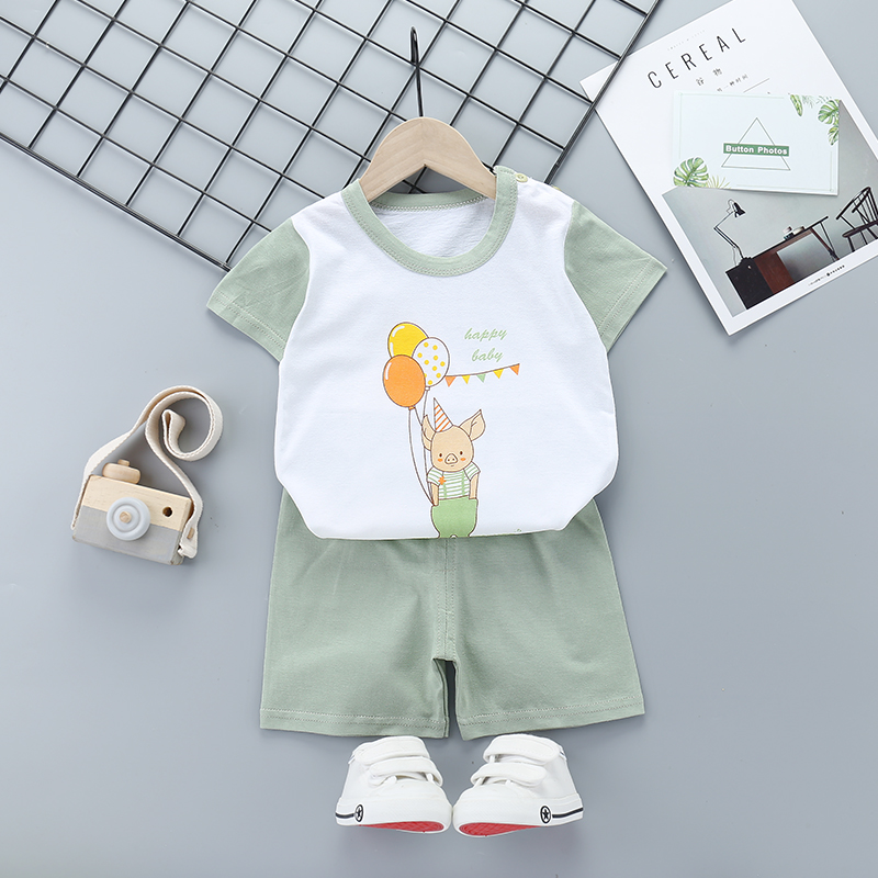 Spring New Children's Clothing Jacket T-shirt And Pants 2 Pieces Clothing Sets For Boys Cotton Boy's Clothes Kids Clothes