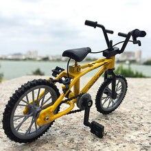 Мини пальчиковая модель велосипеда игрушки креативный горный