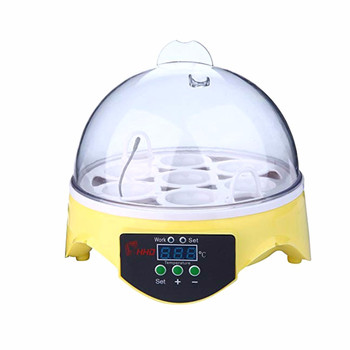 Mini Digital Egg Hatching Incubator With LED Display for Chicken And Duck