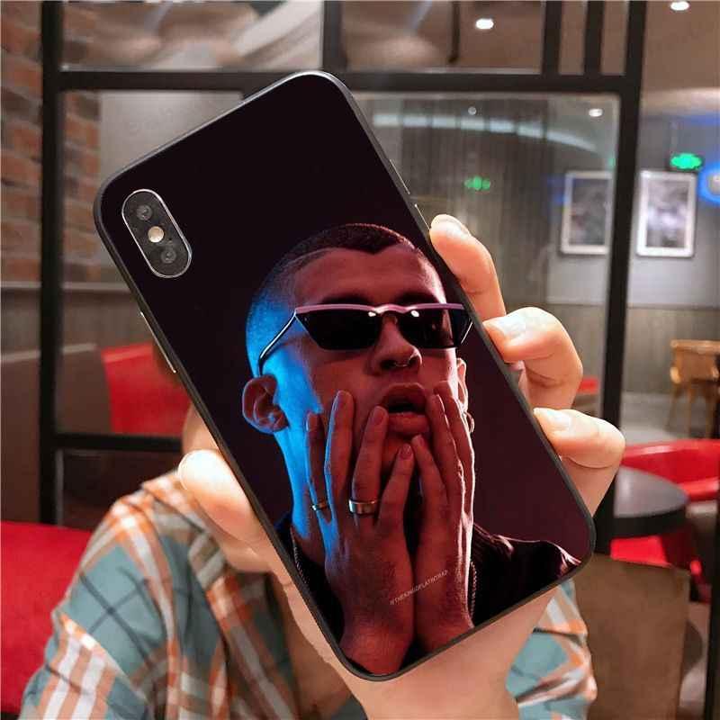 Per iphone 11pro max Male Bunny X100pre molle del silicone Cassa Del Telefono Delle Cellule per iphone X XS MAX 6 6S 7 7plus 8 8 Più di 5 5S XR coque