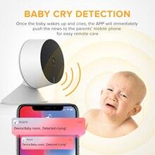 1080P IP Wifi Kamera Indoor 2/4PCS Überwachung Kamera Nacht Vision Baby Monitor Drahtlose Cloud Lagerung Webcam bewegungserkennung