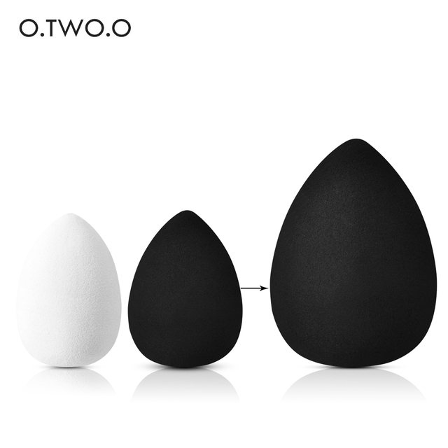 O.TWO.O Makeup Sponge Foundation Cosmetic Puff Sponge Water Cosmetic Blending Powder Smooth Make Up Sponge 5