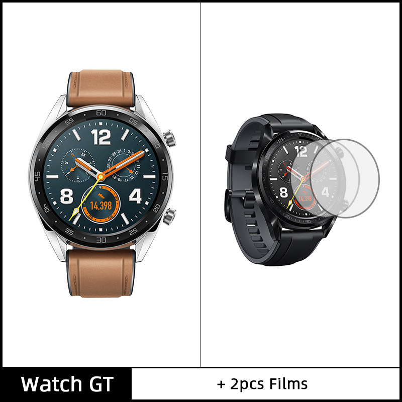 In Stock Global Verison HUAWEI Watch GT Smart WatchG 14 Days Battery Life waterproof  Heart Rate Tracker For Android iOS