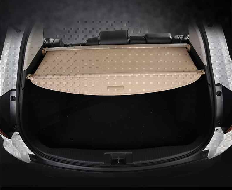 High Quality Rear Trunk Security Screen Privacy Shield Cargo Cover