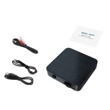 KN321 Bluetooth 5.0 récepteur émetteur 3.5mm prise AUX pour haut-parleur TV voiture PC D08A
