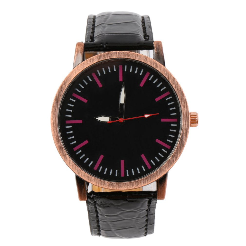Worldwide Store Elegant Simple Designed Women Men Couple Round Dial Quartz Wrist Watches Relogio