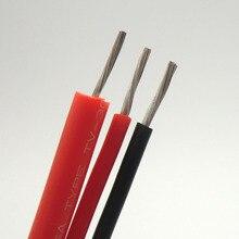 Câble haute tension en silicone 3239 AWG, 3, 30, 40, 50 KV, 26,24,22,20,18,16,14,12,10,8