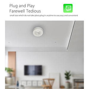 Image 3 - NEO Coolcam חכם עשן גלאי WIFI אלחוטי עשן חיישן אבטחת בית אזעקה מערכת 90db גבוהה טמפרטורת של אזעקה