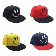 Baby Hat Newborn Smile Design Kids Hat Baseball Cap Cotton