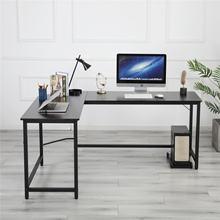 L образный настольный компьютерный стол Рабочий стол/офисный