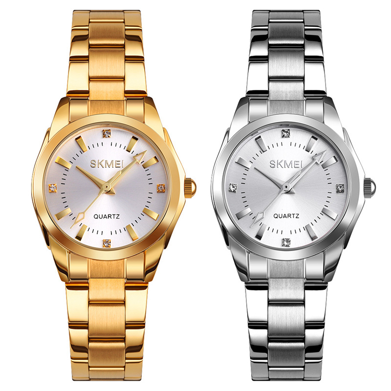 Japan Quartz Movement High Quality Stainless Steel Women Luxury Brand Watch Lady Waterproof Fashion Casual Watches Reloj Mujer