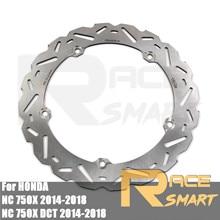 1 stück Motorrad CNC Front Bremsscheibe Disk Rotoren Für HONDA NC750X DCT 2014 2018 NC750 X NC750 X NC 750X DCT 2015 2016 2017