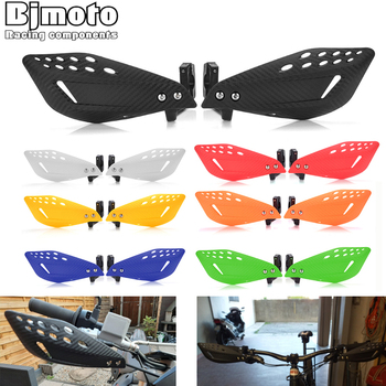 ATV Motorcycle Handle Protector Shield Hand Guard  Motorbike Motocross Scooter Windproof Handlebar HandGuards Protection Gear