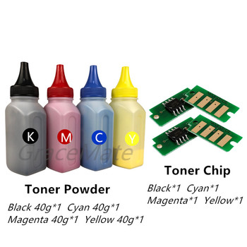 5A Toner and Chip Easy Refill Compatible for Xerox Phaser 6510 Dn WorkCentre 6515 6515n Dni Printer Powder Refill and Chip chip workcentre 7120 7125 drum for xerox 013r00657 drum chip