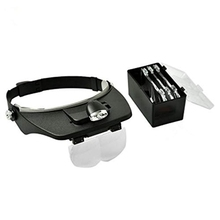 Magnifying Glass for Beekeeping Beekeeping Equipment Head-Mounted Multiple Magnification Mirror