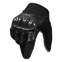 Тактические противоударные перчатки с проволокой модные износостойкие