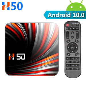 H50 Smart Android 10.0 TV Box