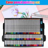 Colored Pencil Set 150 Colors High-end Gift Box Colored Pencil Painting Set Art Supplies MU8669