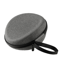 Hard Earphone Case for HD4.50BTNC Bluetooth Wireless Headphone Storage Bag Gray