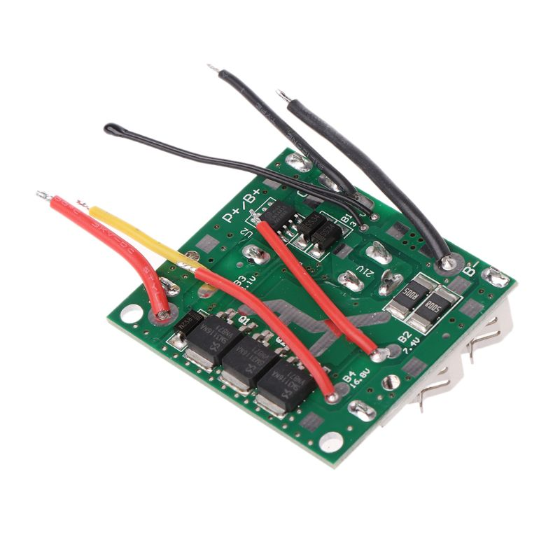 5S 18/21V 20A Li-Ion Lithium Battery Pack Charging Protection Board For Makita