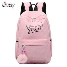 2020 Adrette Mode Cartoon Frauen Schule Tasche Reise Rucksack Für Mädchen Teenager Stilvolle Laptop Tasche Rucksack mädchen schulranzen