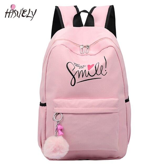 2020 styl Preppy moda Cartoon kobiety tornister plecak podróżny dla dziewczyn nastolatek stylowa torba na laptopa plecak dziewczyna tornister