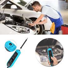 EM285 6 24V DC Power sonda samochód elektryczny Tester obwodów diagnostyczny kabel systemowy Automotive narzędzia elektryczne tabela C5S1