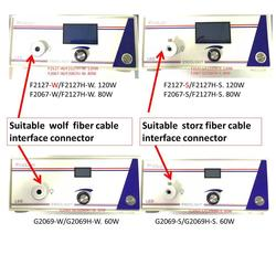 Источник света эндоскопа включает Stryker/разъем волка и Storz/Olympus/волоконный кабель источник света/FXX