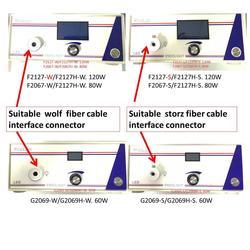Endoskop lichtquelle umfassen Stryker/wolf stecker und Storz/Olympus/faser kabel lichtquelle/FXX