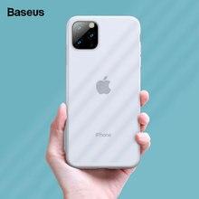 Baseus Luxury Phone Case For iPhone 11 Pro Max Soft Liquid S