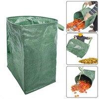 Jardim deixa cesta dobrável grande capacidade jumbo lixo saco oct998|Sacos de lixo| |  -