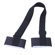 1 Piece Skiing Snowboard Tie Belt Ski Belts Binding Protection Tie Straps Snowboard Bag Carrier Belts