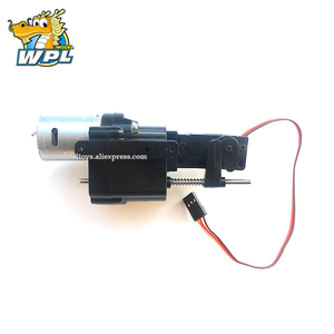 Image 4 - WPL Upgrade WPL Gearbox Accessories Spare Part Original WPL OP Fitting 2 Speed Transmission B14B16 B24 C14 C24 Available 4*4 6*6