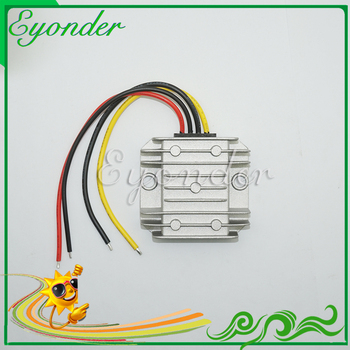 Switching power supply 9v 10v 11v 12v 13.8v 15v 18v 19v 20v 24v 1a~5a battery charger 24w~120w dc to dc step down buck converter image